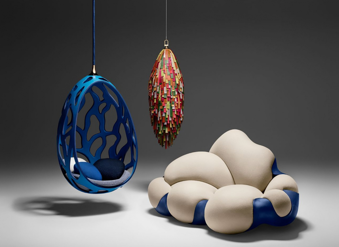 Luxury and design: our top picks from the Salone del Mobile in Milan