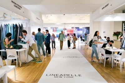 LINEAPELLE NEW YORK, 31 JAN - 1 FEB 2018