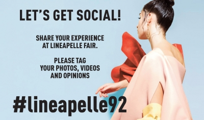 #lineapelle92: SHARE IT