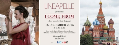 Lineapelle - Moscow, 16th December