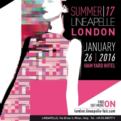 LINEAPELLE LONDON - 26th JANUARY 2016