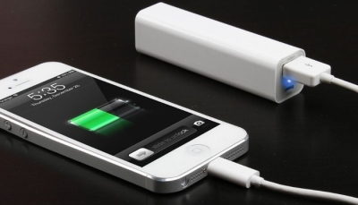 PORTABLE POWER BANK FOR MOBILES