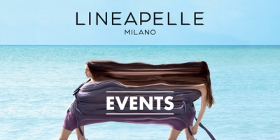 EVENTS @LINEAPELLE FEBRUARY 2020