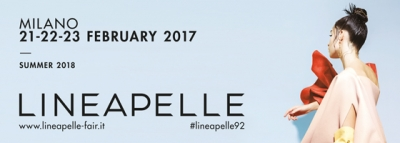 LINEAPELLE IS GETTING CLOSER, HURRY UP AND REGISTER!