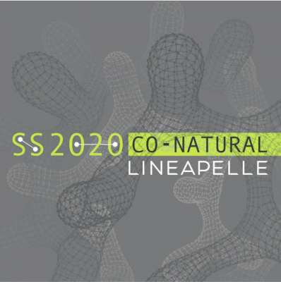 LINEAPELLE'S SUMMER 2020 IS CO-NATURAL