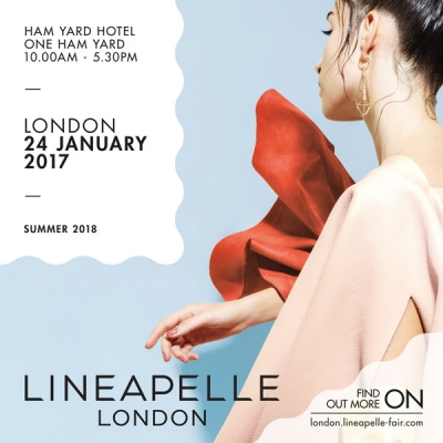 LINEAPELLE LONDON, 24 January 2017
